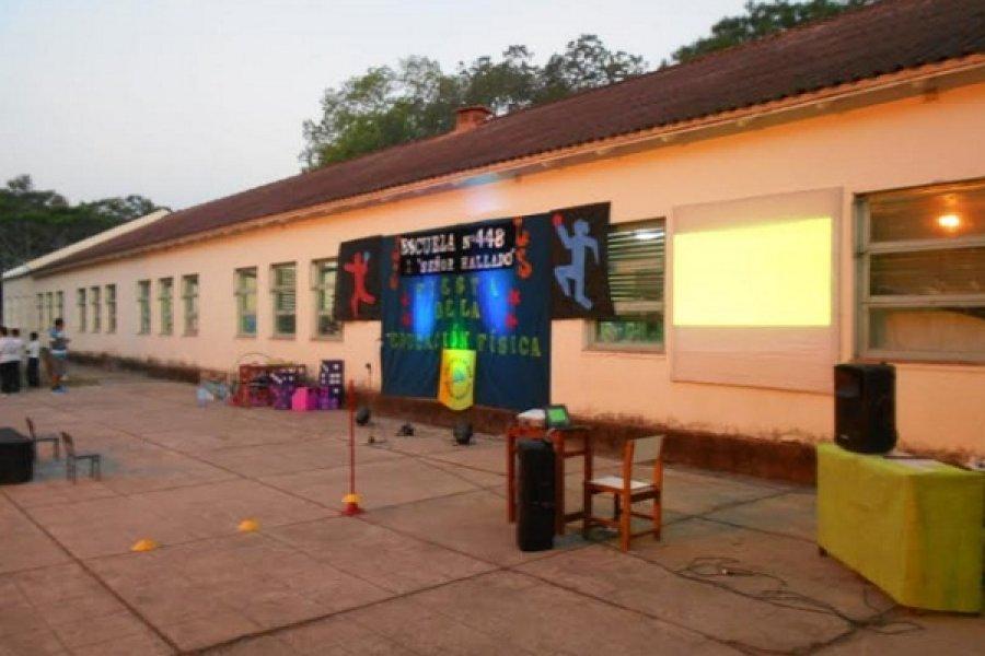 Reconstrucción: Valdés no respetará la estructura histórica de una escuela hecha por Perón