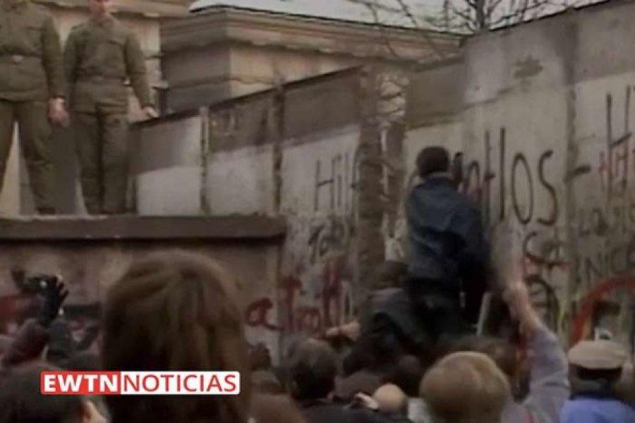 31 años de la caída del Muro de Berlín: Así se reconstruyó la Iglesia perseguida
