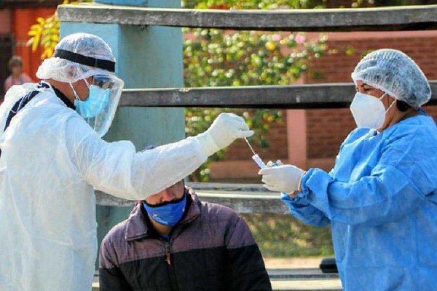 Coronavirus: Chaco superó los 15 mil contagios
