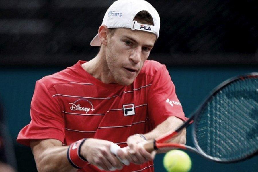 Federer cae al quinto puesto del ranking y Schwartzman se mantiene noveno