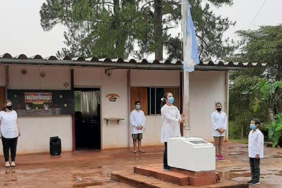 Más 1200 alumnos de escuelas rurales de Corrientes regresaron a clases presenciales