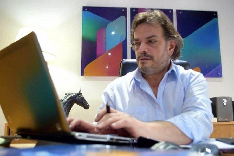 """Daniel Caran: """"Terminaré con las intermediaciones, el contacto con los compañeros será directo"""""""