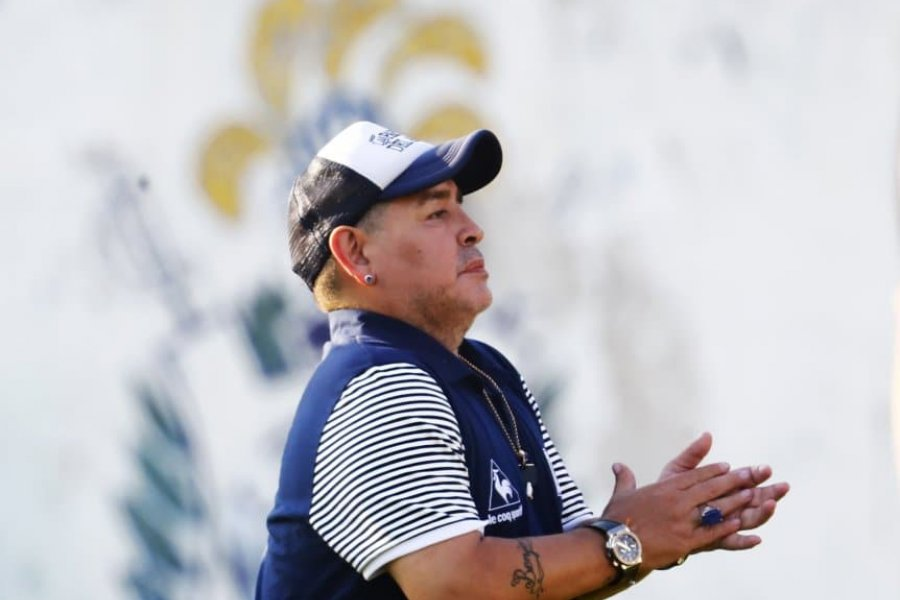 Maradona continuará su rehabilitación en Nordelta: qué chances hay de que siga en Gimnasia