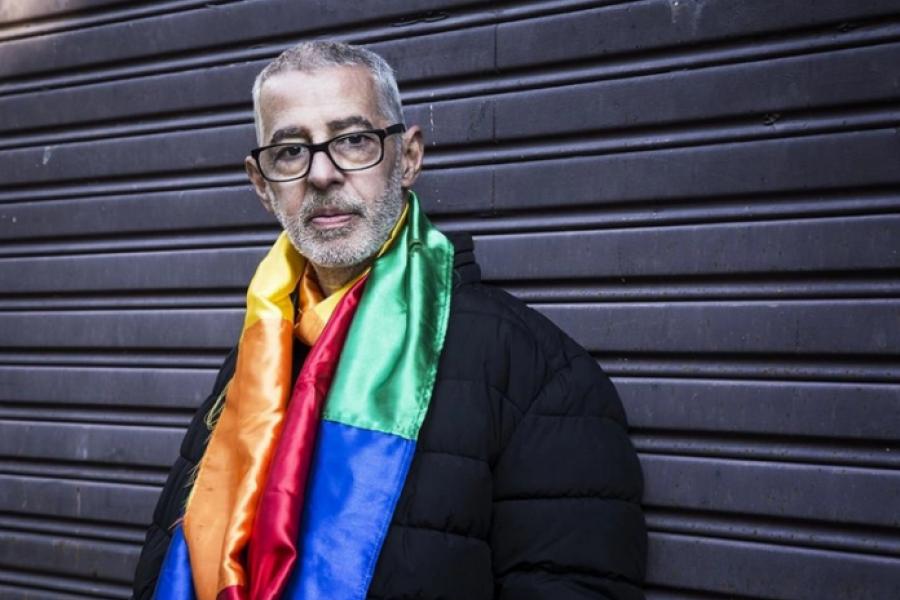 Alberto Fernández homenajeó a César Cigliutti tras su muerte
