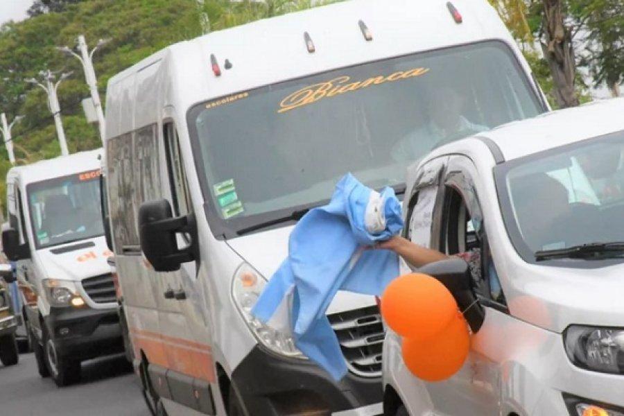 Corrientes: En el transporte escolar piden asistencia urgente