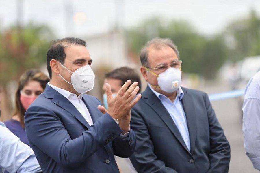 Valdés privatizó el cobro de hisopados en la provincia