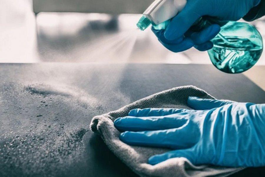 Prohíben un desinfectante promocionado para eliminar el coronavirus