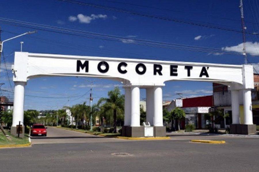 Un nuevo caso positivo de Coronavirus en Mocoretá
