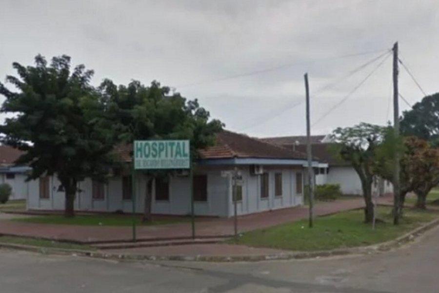 Una niña fue al hospital para que le curen una herida y terminó con un ojo con pegamento