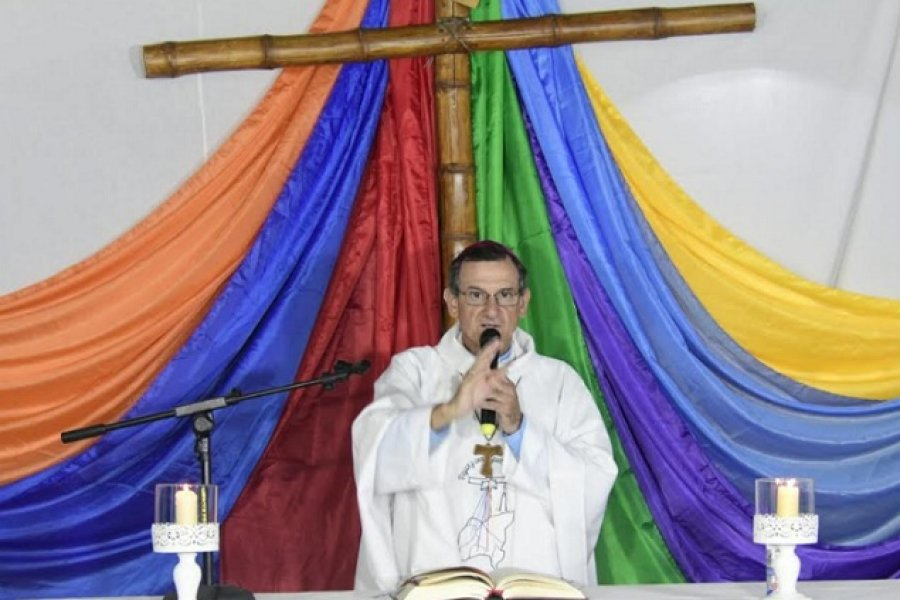 Monseñor Canecin: La misión es cuestión de santidad, filiación y de amor