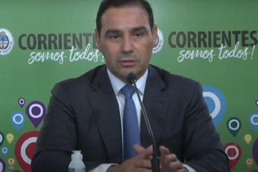 Valdés retrocede a Fase 3 ante la escalada de Covid en Corrientes