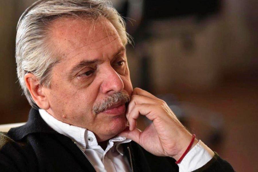 Alberto Fernández aislado en Olivos: chateó con ministros, se dedicó a leer informes y realizó una larga caminata por la Quinta