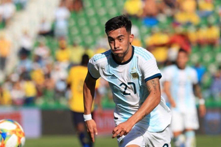 Nicolás González titular: batacazo de Scaloni para reemplazar a Tagliafico