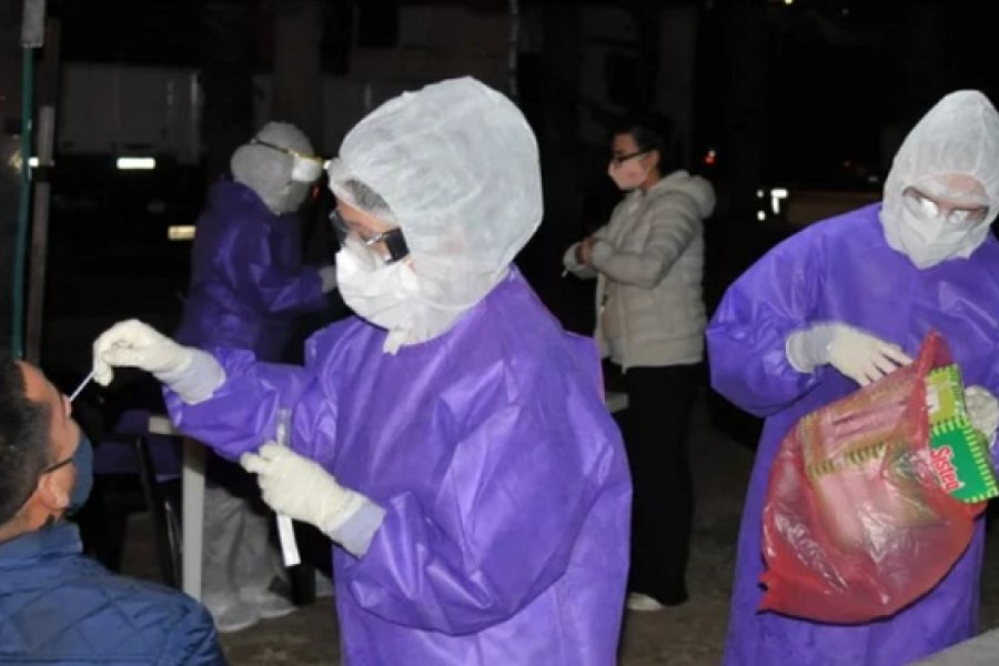 Siete nuevos casos de coronavirus en Mocoretá