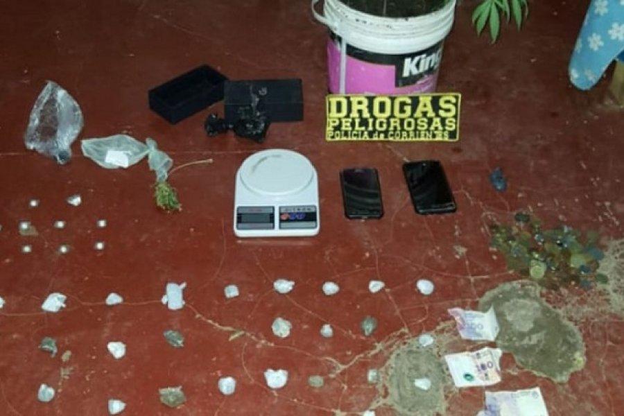 Dos detenidos por venta de droga en el barrio Juan de Vera