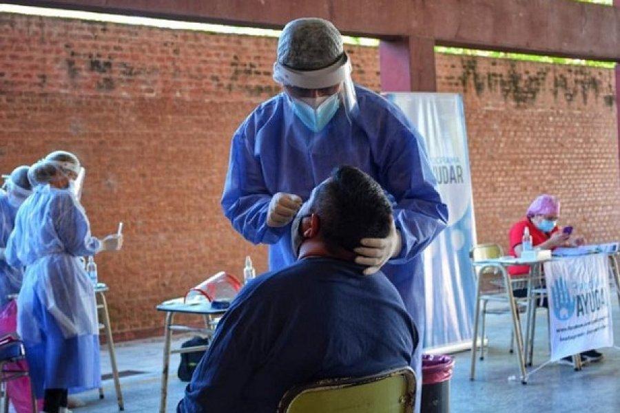 Coronavirus en Chaco: Notificaron otras 3 muertes y 203 nuevos contagios