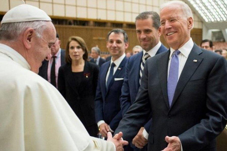 El Papa llamó a Biden para felicitarlo por su triunfo electoral