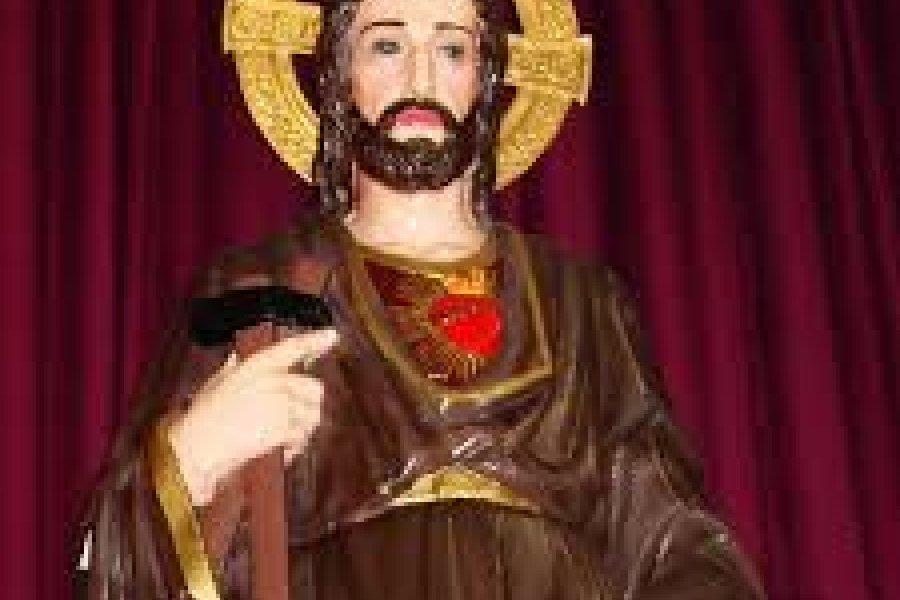 Novena y Fiesta Patronal de Cristo Obrero