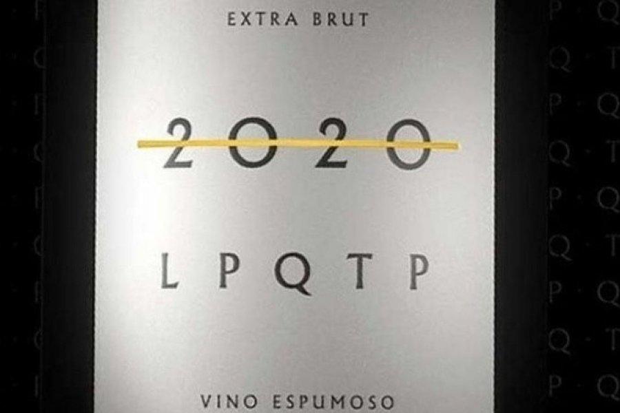 2020 LPQTP: el nombre que eligió una bodega para uno de sus productos de fin de año