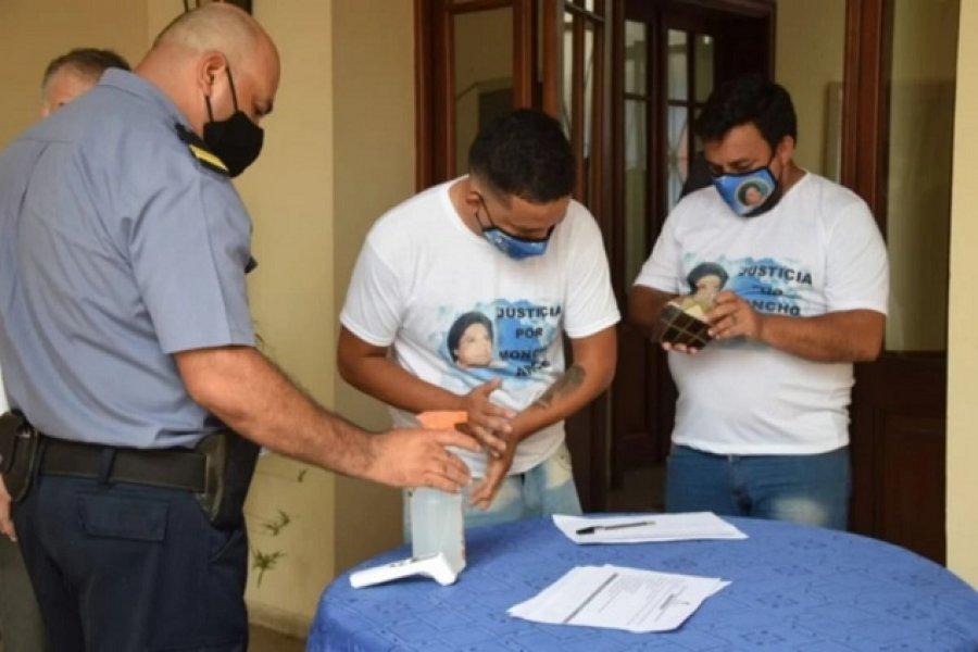 Moncho Arce: Audiencia suspendida por la situación epidemiológica de Coronavirus