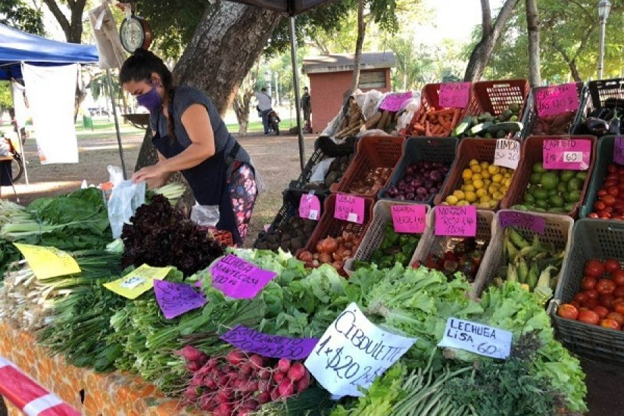 Las Ferias continúan su recorrido en diferentes puntos de la Ciudad