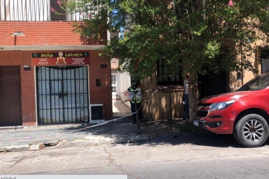 Una mujer mató a otra en la calle y luego se quitó la vida