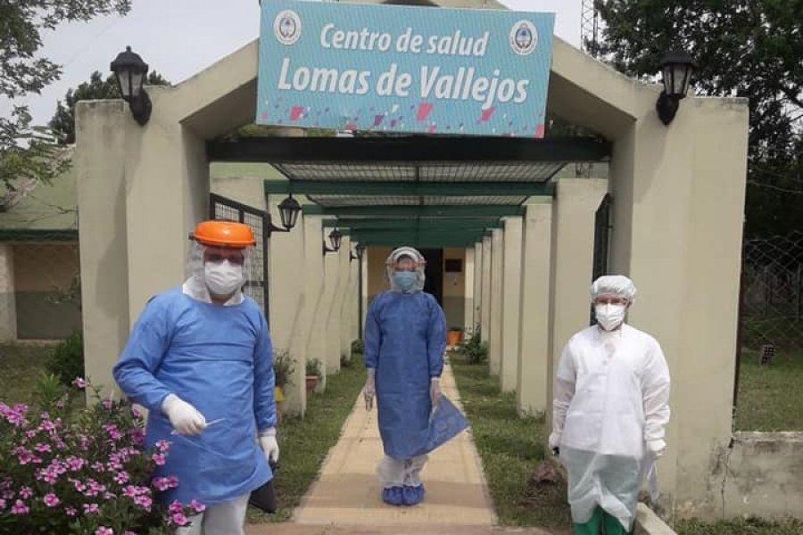Lomas de Vallejos: Detectaron cinco casos de Coronavirus en Paraje Zapallo