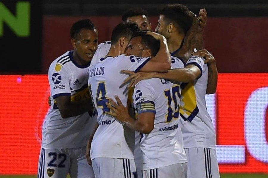 Boca, con equipo confirmado para enfrentar a Talleres
