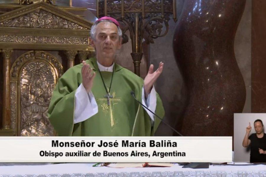 Santa Misa desde la Catedral Metropolitana de Buenos Aires