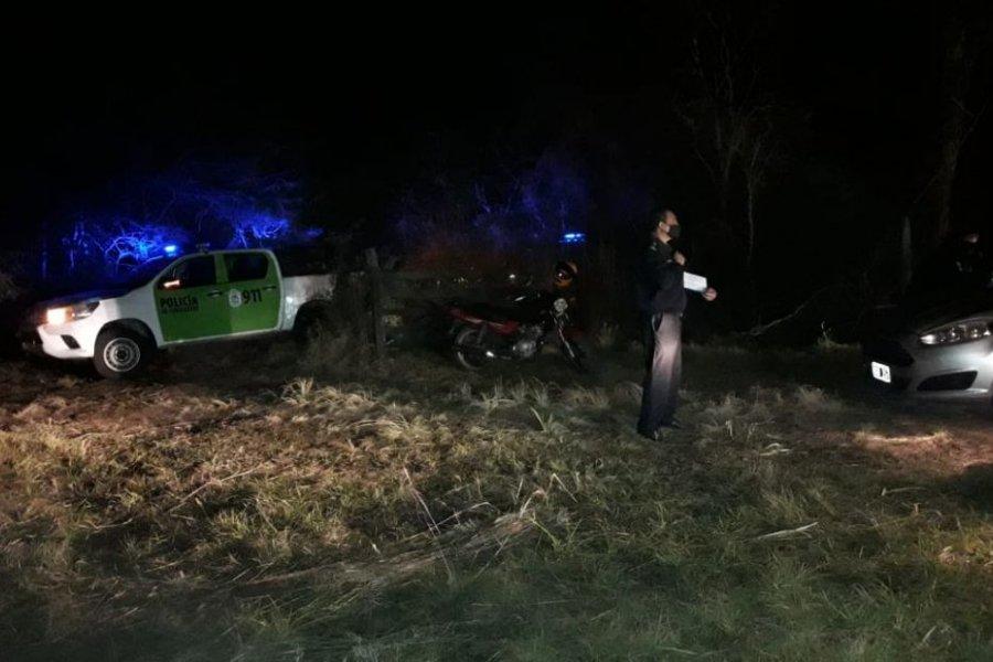 Fiesta clandestina con más de 60 personas en Alvear