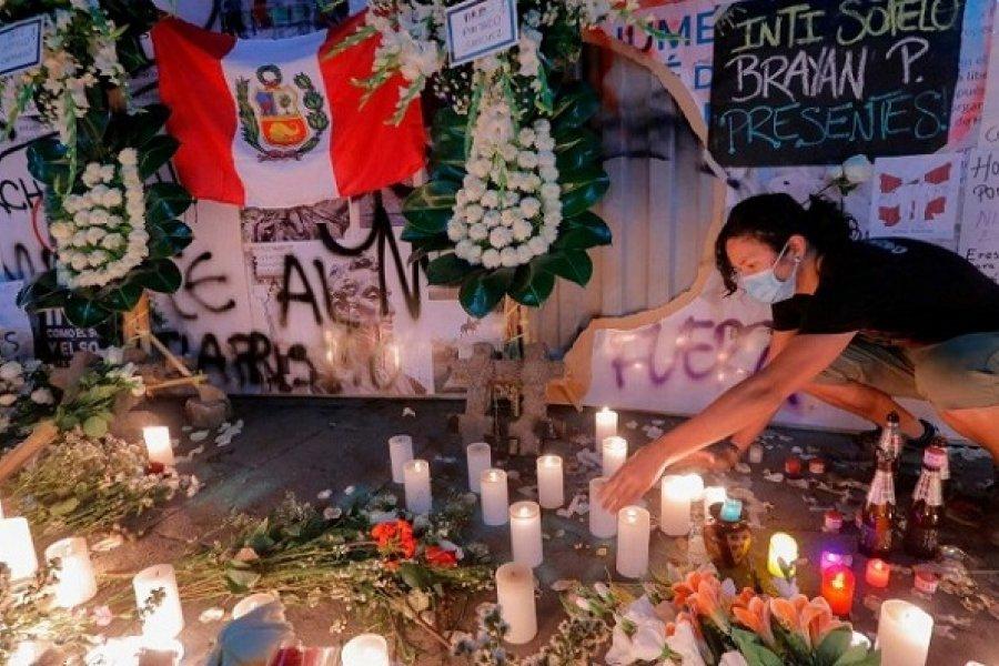 El arzobispo de Lima llamó a la pacificación y rezó por los manifestantes muertos