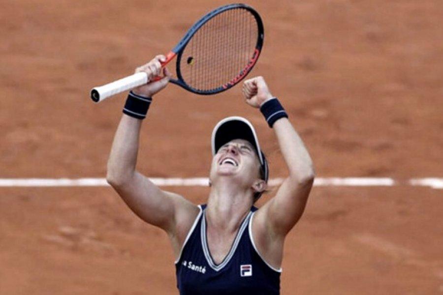 Podoroska sube un puesto en el ranking tras cerrar su año deportivo