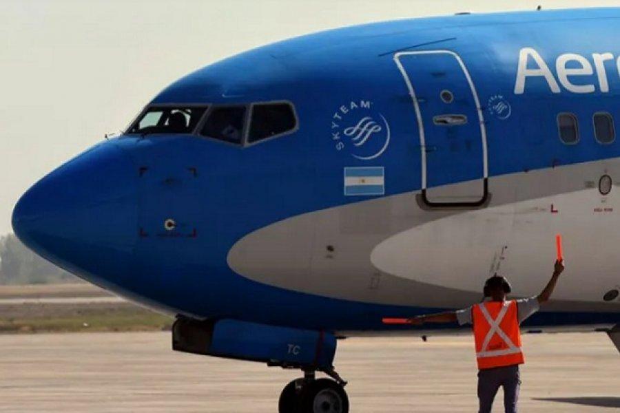 Aerolíneas Argentinas anunció su cronograma de vuelos internacionales