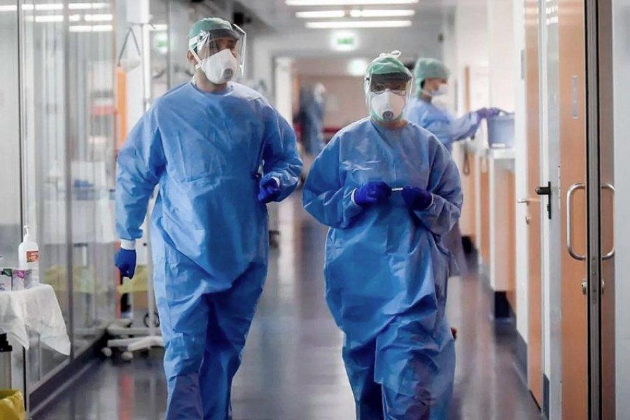 Argentina registró 292 muertos y 7.893 casos de coronavirus en las últimas 24 horas