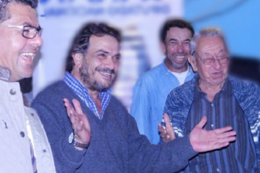 "Daniel Caran pidió ""hoy más  que nunca ser militantes"""