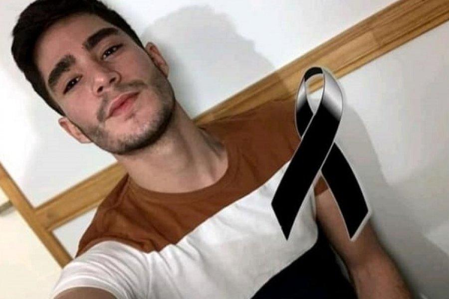 Enzo será inhumado en Corrientes por pedido de su familia