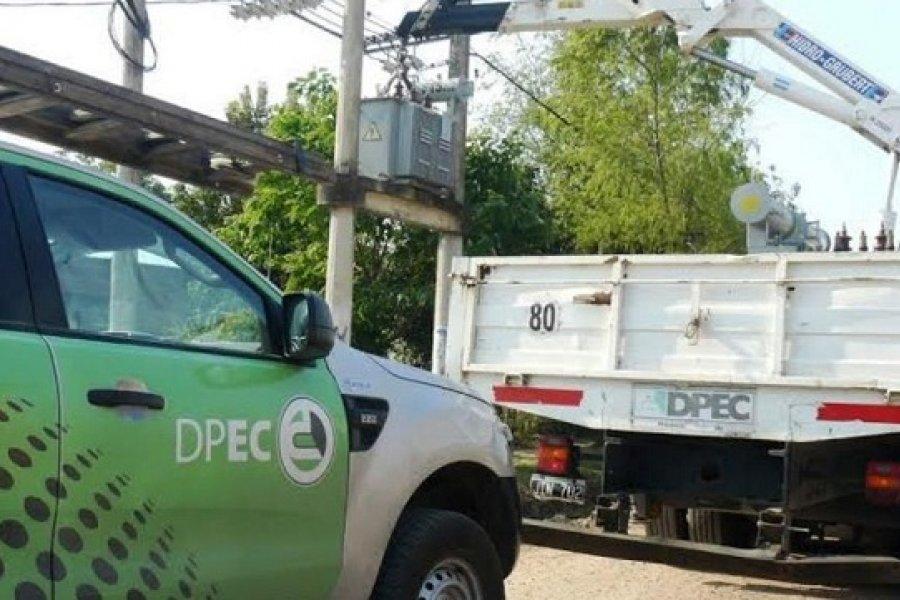 Habrá cortes de energía en varios barrios este viernes