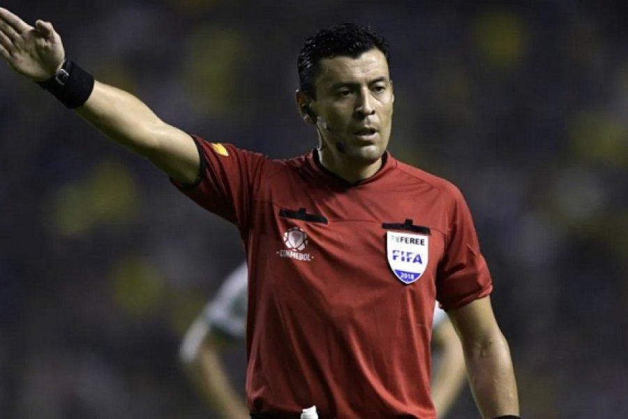 Copa Libertadores: Confirmaron los árbitros para los partidos de Boca y River