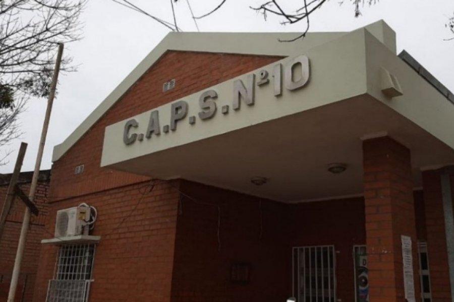 CAPS del Molina Punta: el 15% de los hisopados realizados dieron positivo