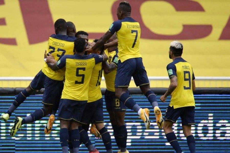 Goleada histórica de Ecuador sobre Colombia por las Eliminatorias Sudamericanas