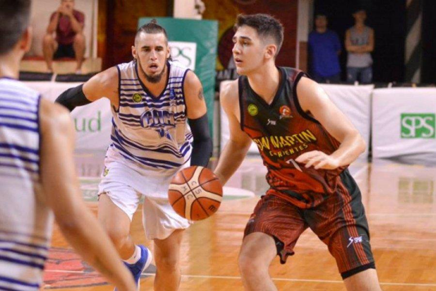 El jugador de San Martin, Franco Alorda tiene Coronavirus