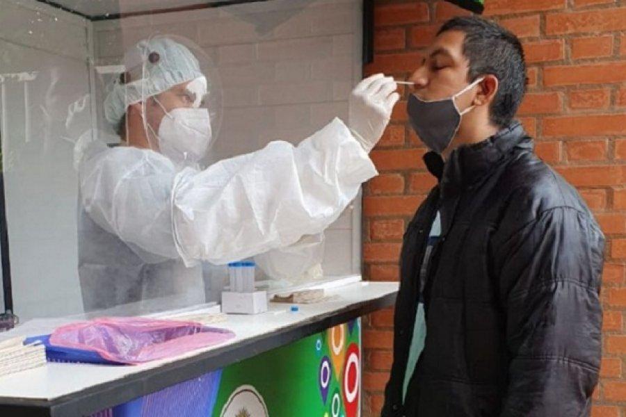 Desde este miércoles se otorgan turnos para los Centros de Testeos Epidemiológicos
