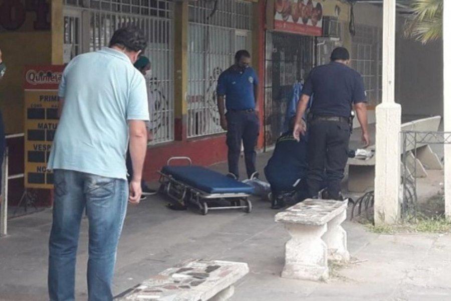 Hombre se descompensó y murió en el Centro Comercial de las Mil Viviendas