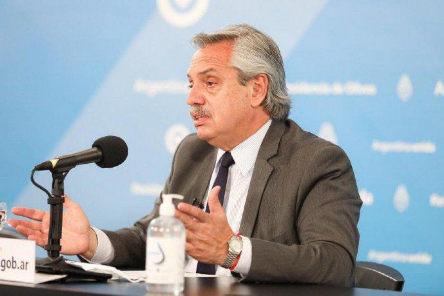 Alberto Fernández lanzó el Plan de Reactivación e Inclusión Financiera para pymes