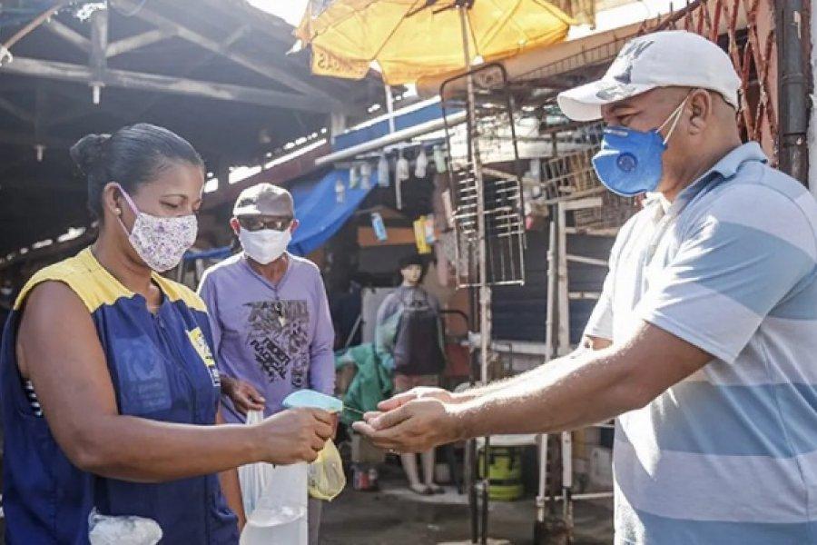 Investigadores aseguran que Brasil ya vive su segunda ola de coronavirus