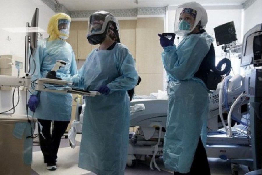 Coronavirus en Chaco: Hay 1.656 los casos activos en la provincia