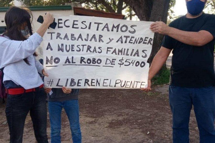 Es oficial desde Corrientes: Lo que se busca es desalentar el paso por el puente