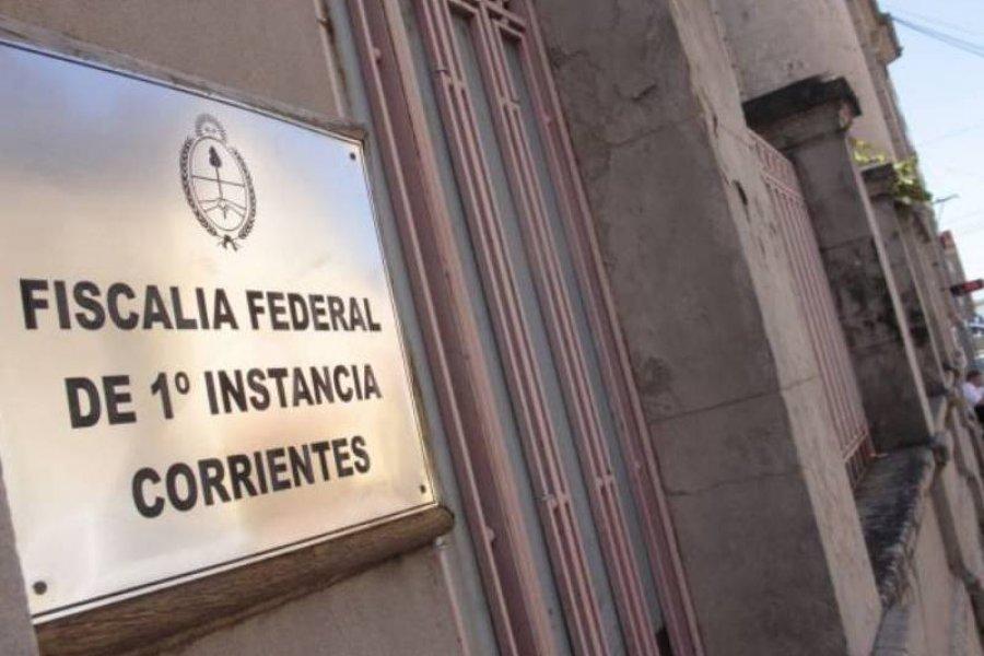 Cerró la Fiscalía Federal por un caso positivo de coronavirus