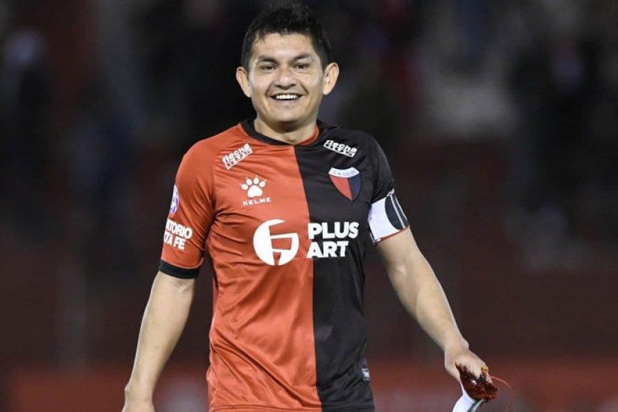 """Pulga Rodríguez y el retiro: """"Quiero terminar mi carrera en Atlético Tucumán"""""""