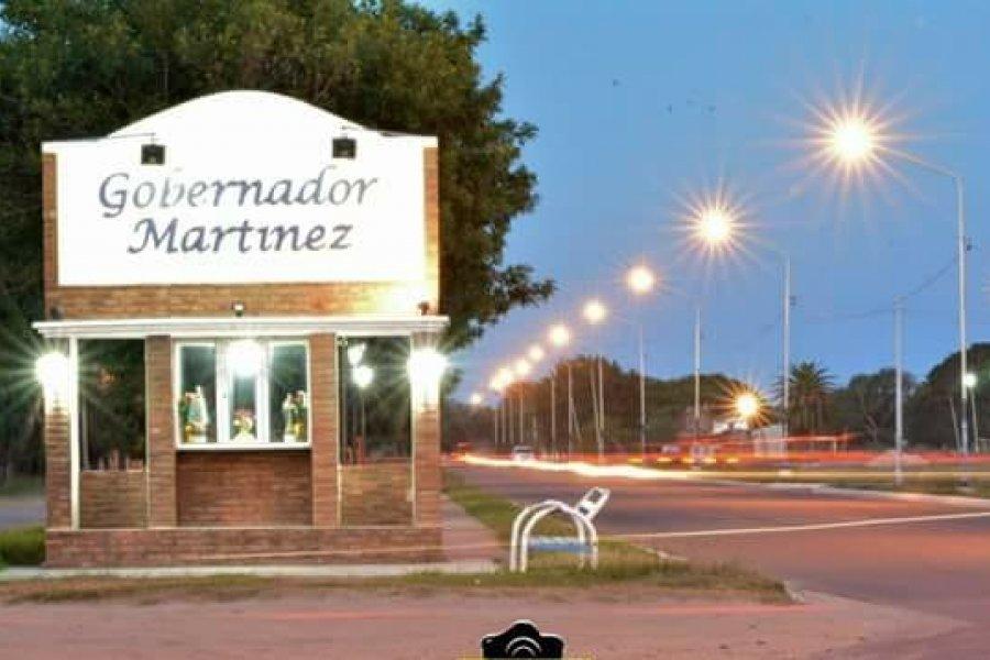Gobernador Martínez sumó un nuevo caso de Coronavirus